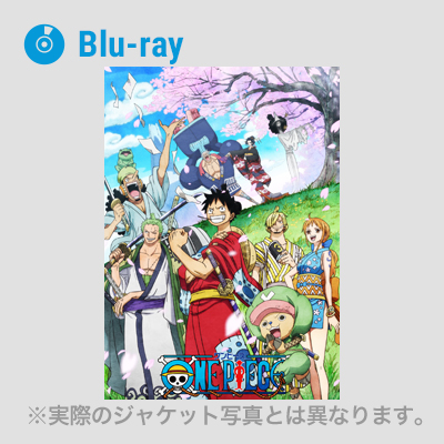 ONE PIECE ワンピース 20THシーズン ワノ国編 piece.12(Blu-ray)