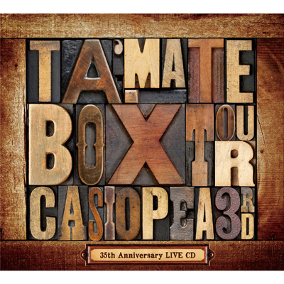 TA・MA・TE・BOX TOUR~CASIOPEA 35th Aniversary LIVE CD