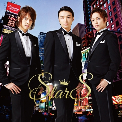 StarS(CD+DVD+特典映像A)