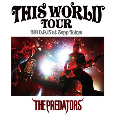 THIS WORLD TOUR 2010.9.17 at Zepp Tokyo