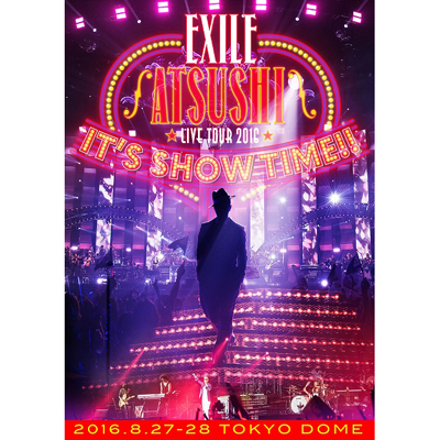 EXILE ATSUSHI LIVE TOUR 2016