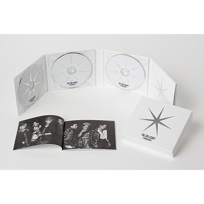 THE JSB LEGACY(CD+2DVD)【初回生産限定盤】