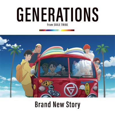 Brand New Story(CD)