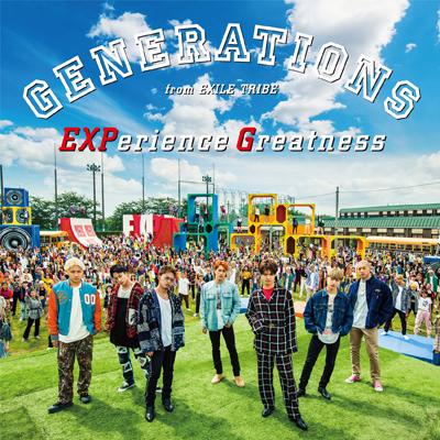 EXPerience Greatness(CD+DVD)