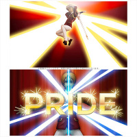 4インチネル KING OF PRIZM Over The Rainbow