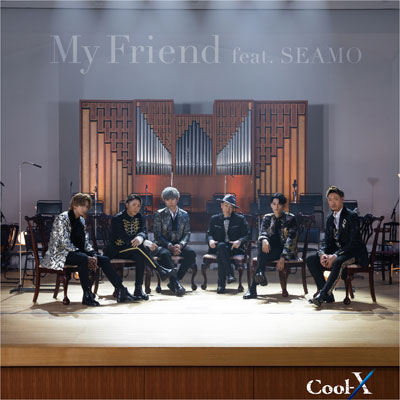 【TYPE-B】My Friend feat. SEAMO(CD)