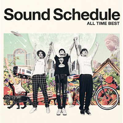 Sound Schedule ALL TIME BEST(2枚組CD)
