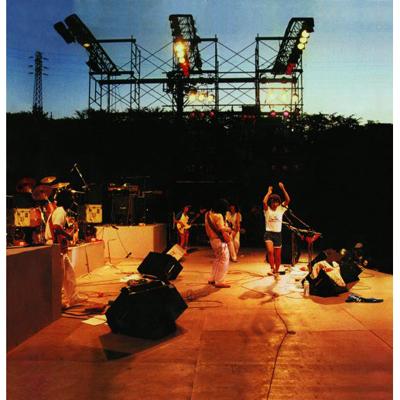 ライブ・イン田園コロシアム ~THE 夏祭り '81 【初回限定生産盤】 (2枚組SHM-CD )