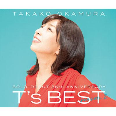 【初回生産限定盤】Solo-debut 35th Anniversary『T's BEST season 2』(2CD+Blu-ray)