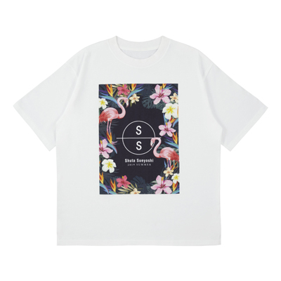 Tシャツ_ホワイト_L