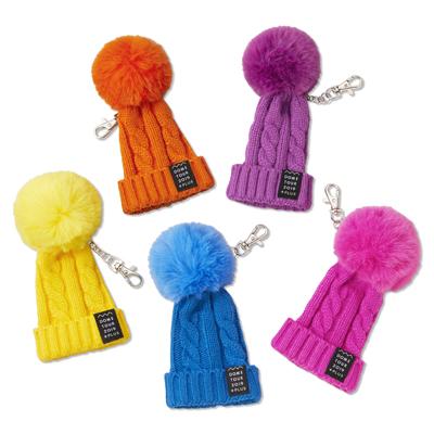 ニット帽キーホルダー(全5種)
