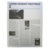 『COSMIC WONDER FREE PRESS 2』