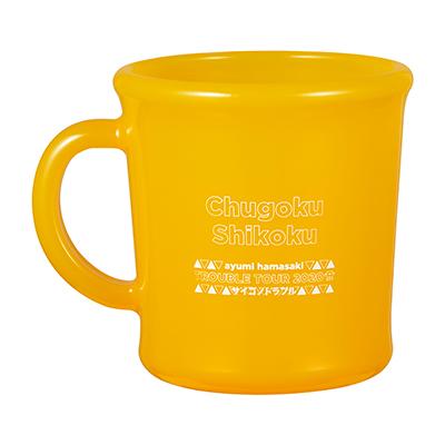 【地域限定】マグカップ(YELLOW)