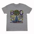 SUPERGO JACKBEAT Tシャツ(グレー/L)