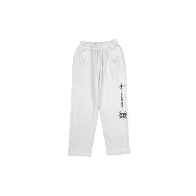 [H.Y.L.T] BLACKPINK SWEATPANTS WHITE