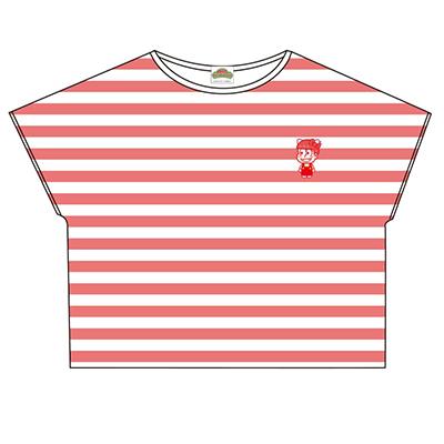 おそ松さん×Sanrio characters ボーダーTシャツ(おそ松)