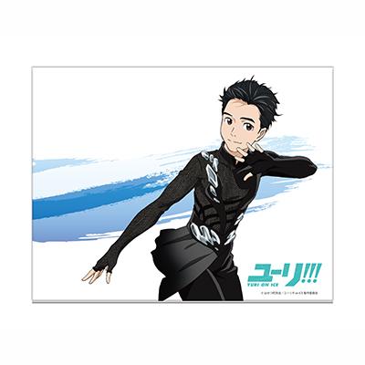 ユーリ!!! on ICE レターポーチ 勝生勇利