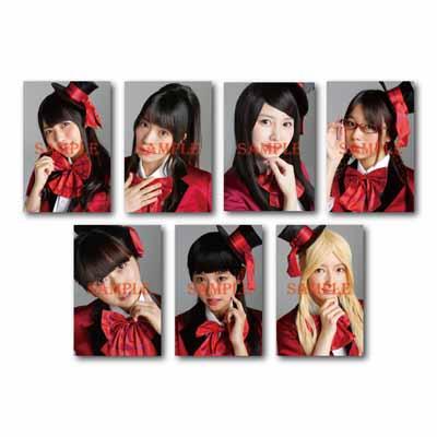 舞台「Wake Up, Girls! 青葉の記録」 ブロマイド I-1clubセット
