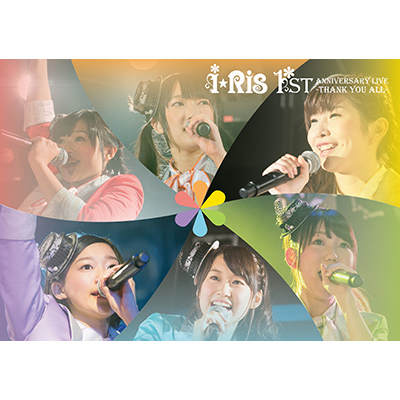 i☆Ris 1ST ANNIVERSARY LIVE-THANK YOU ALL-