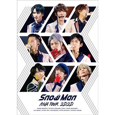 【通常盤DVD】Snow Man ASIA TOUR 2D.2D.(3DVD)