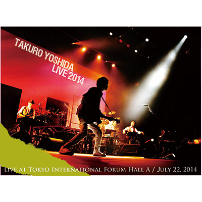 吉田拓郎 LIVE 2014(DVD+CD2枚組)