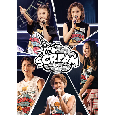 lol live tour 2018 -scream-(DVD+スマプラ)