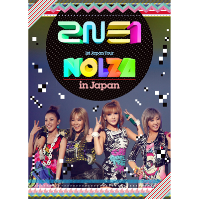 2NE1 1st Japan Tour 'NOLZA in Japan'