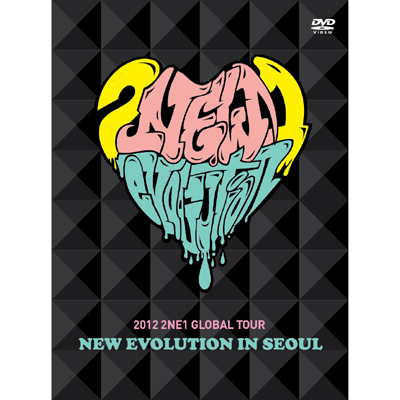 2NE1 2012 1st Global Tour - NEW EVOLUTION in Seoul