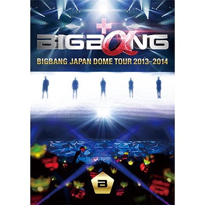 BIGBANG JAPAN DOME TOUR 2013~2014【通常盤】(2枚組DVD)