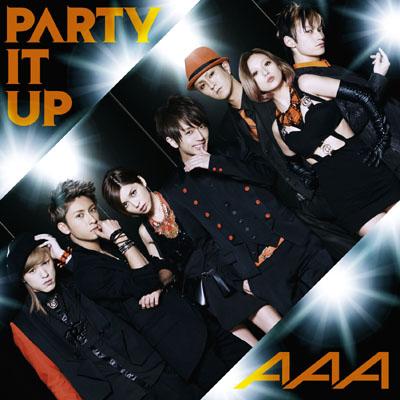 PARTY IT UP【mu-moショップ限定盤B】(CDシングル)