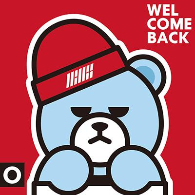 WELCOME BACK(CD)[O盤]