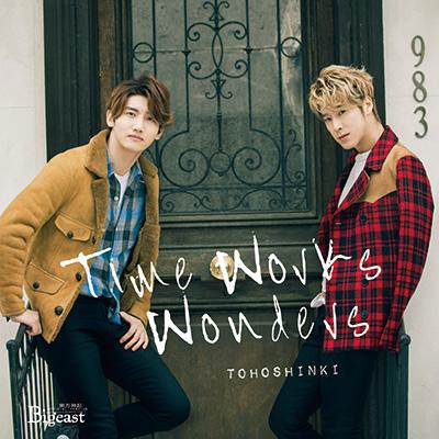 Time Works Wonders【Bigeast盤】(Bigeastオフィシャルショップ/mu-moショップ限定商品)