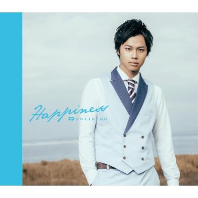 <mu-moショップ・イベント会場限定商品>Happiness【手島ジャケver.】(CD)