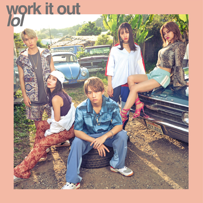 work it out(CD)