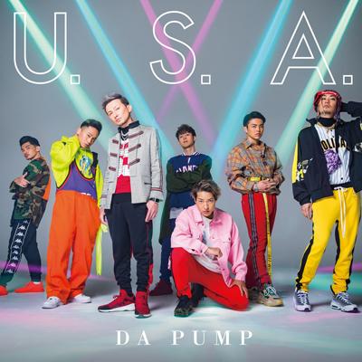 U.S.A.【初回限定生産盤 B】(CD+DVD)