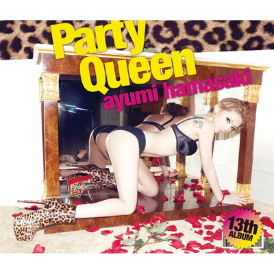 Party Queen【CD+DVD+DVD】