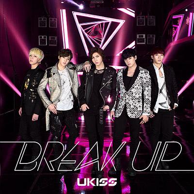 Break up【初回限定生産盤】(CDシングル)