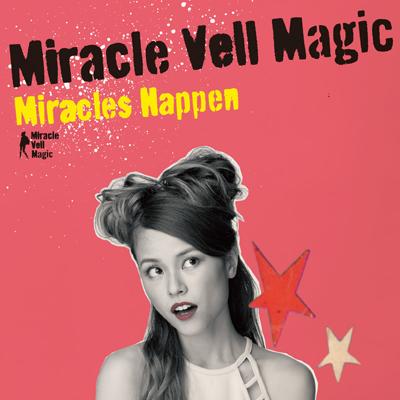 Miracles Happen【初回生産限定盤】(CD+DVD)