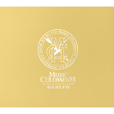 MUSIC COLOSSEUM【初回生産限定盤A】(CD+DVD)