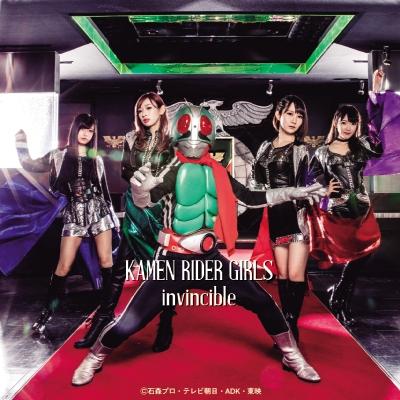 invincible(2枚組CD)