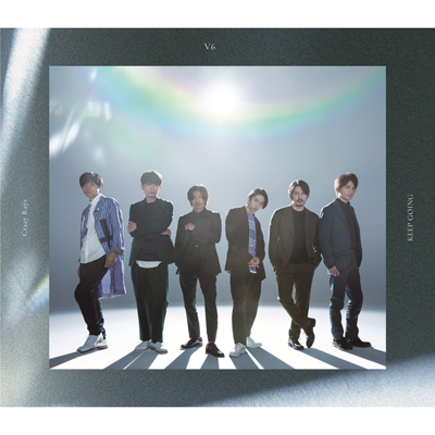 Crazy Rays / KEEP GOING【通常盤】(CD)