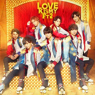 LOVE【初回盤A】(CD+DVD)