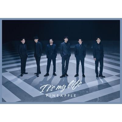 【通常盤(CD)】It's my life/ PINEAPPLE
