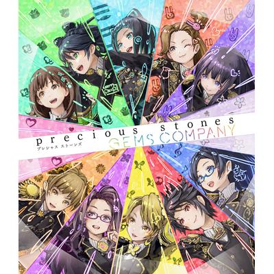 【通常盤】precious stones(CD+Blu-ray Disc)