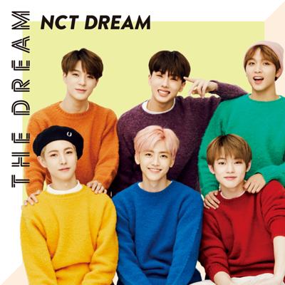 THE DREAM(CD+スマプラ)【通常盤】