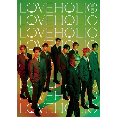 【初回生産限定盤】LOVEHOLIC(CD+Blu-ray)
