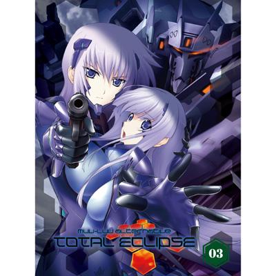 トータル・イクリプス 第3巻 初回限定盤【Blu-ray】
