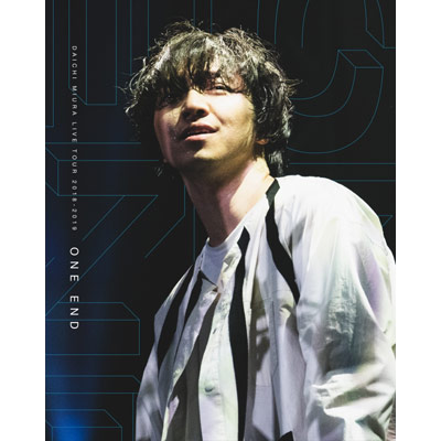 DAICHI MIURA LIVE TOUR ONE END in 大阪城ホール(Blu-ray Disc+CD2枚組(スマプラ対応))