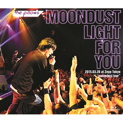 the pillows MOONDUST LIGHT FOR YOU 2015.03.28 at Zepp Tokyo