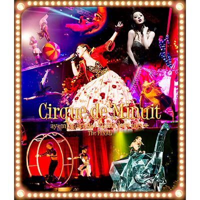 ayumi hamasaki ARENA TOUR 2015 A(ロゴ) Cirque de Minuit ~真夜中のサーカス~ The FINAL(Blu-ray)